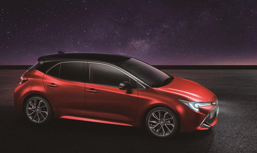 五門進口掀背車銷售冠軍 AURIS 2020年式升級TSS 2.0,提供極致安全...
