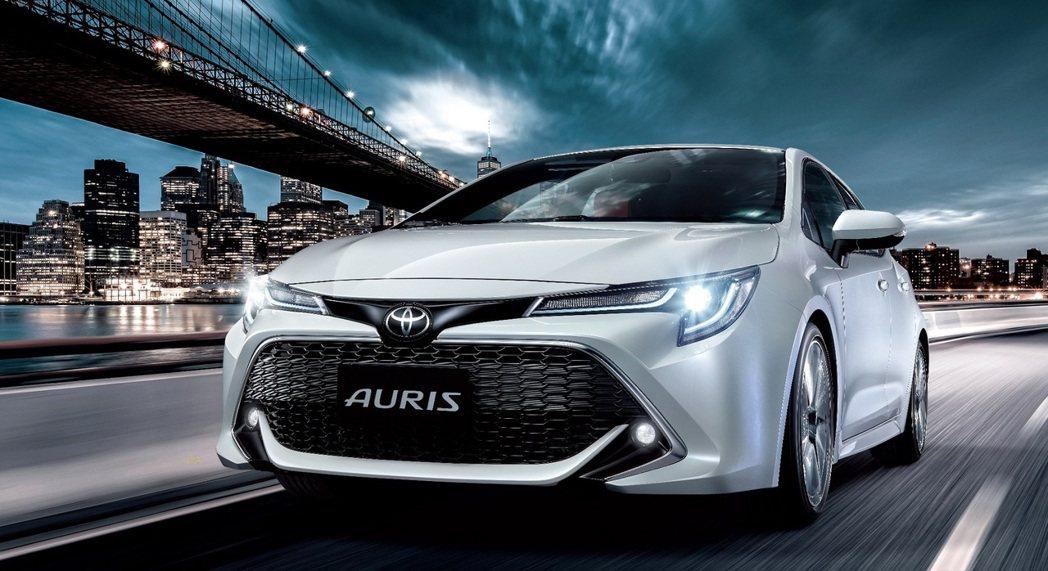 全新AURIS標配全速域ACC及LTA車道循跡輔助系統,提供駕駛與乘客更全方位的...