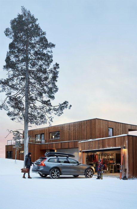 北歐風華再添殊榮 Volvo V90 Cross Country 獲 Digital Trends 最佳豪華家庭車款肯定
