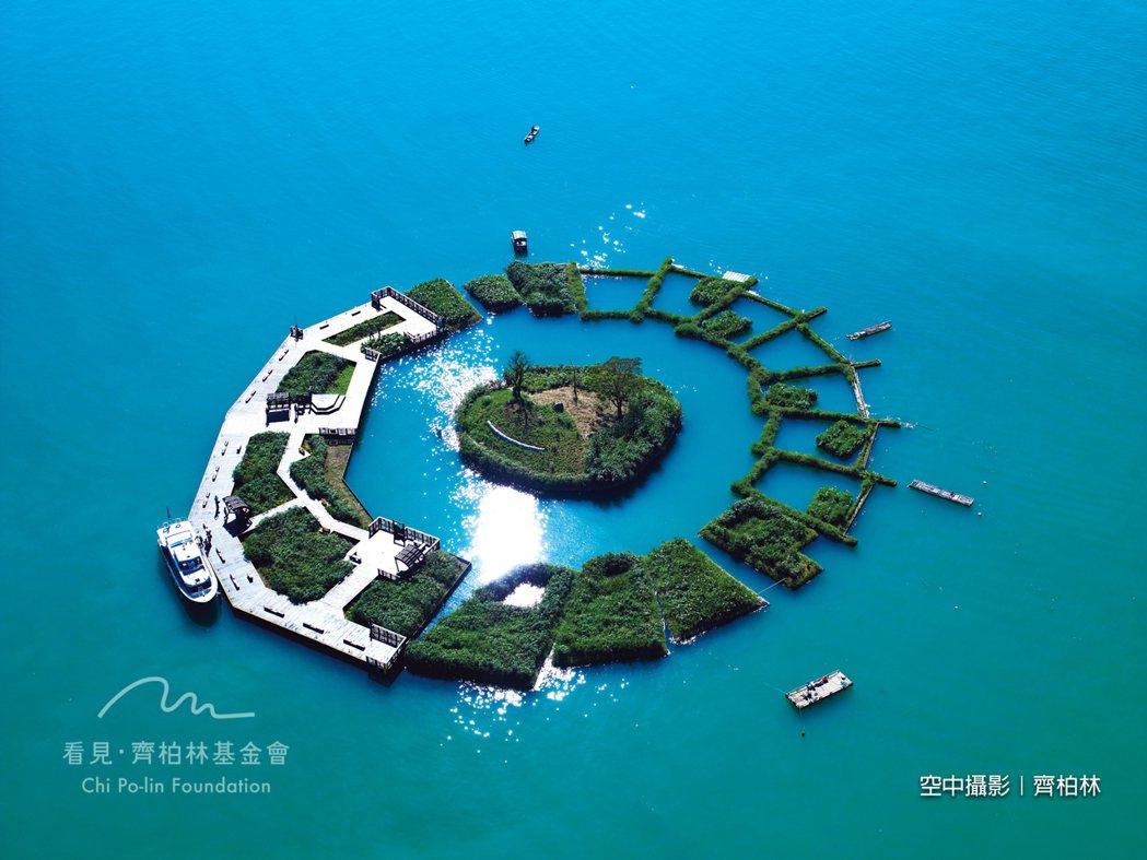 2008年 南投魚池日月潭拉魯島(恢復狀況)