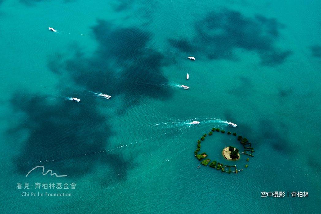 2016年 南投魚池日月潭拉魯島(恢復狀況)