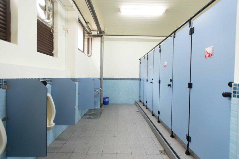 公廁示意圖。圖/基隆市政府提供