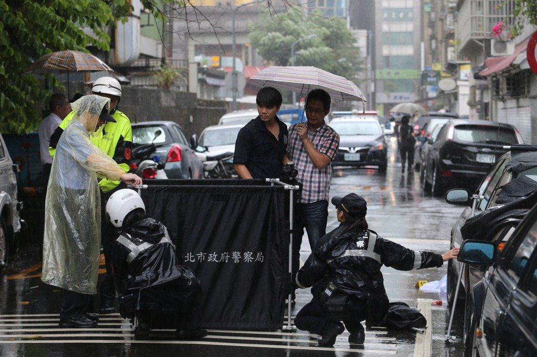 2014年9月22日,發生張彥文案,犯案人拿刀殘殺前女友。 圖/聯合報系資料照