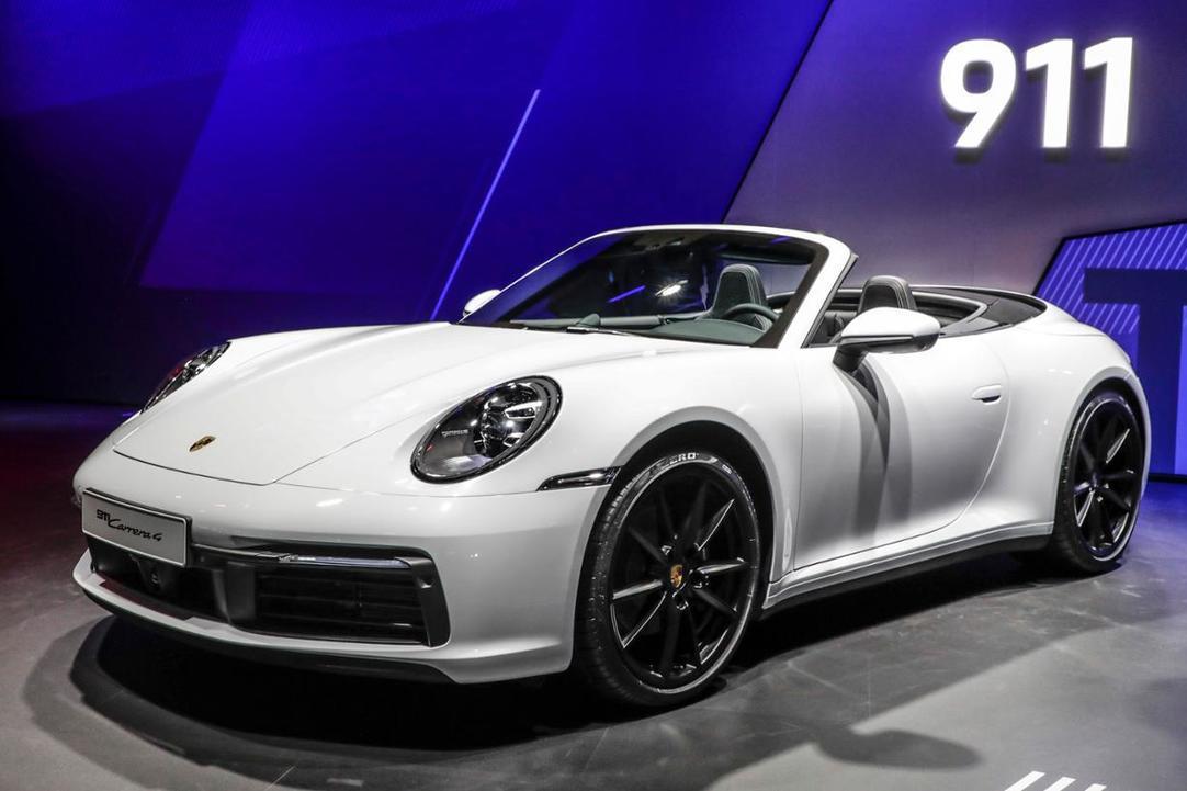 2020年式Porsche 911 Carrera 4、911 Carrera 4 Cabriolet亮相 國內售價623萬元起!