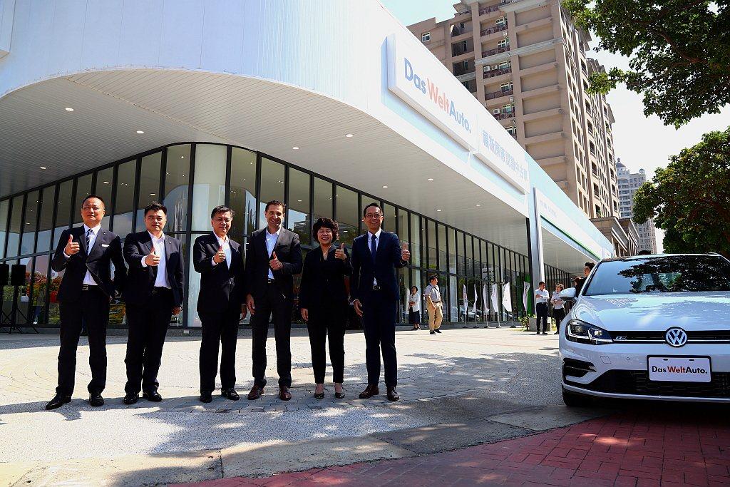 台灣福斯汽車全新打造全台Das WeltAuto.福斯原廠認證中古車經銷通路,並...