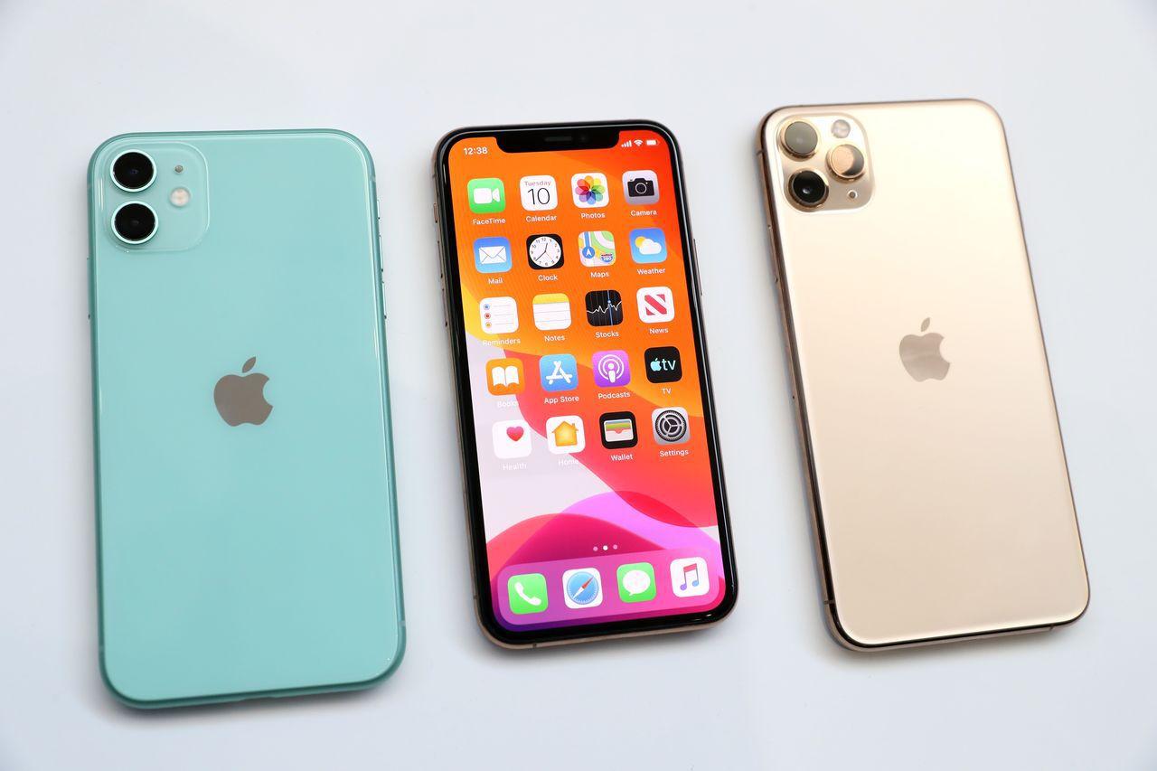 iPhone 11系列除了支援iBeacon微型定位服務和U1超寬頻晶片用於空間...