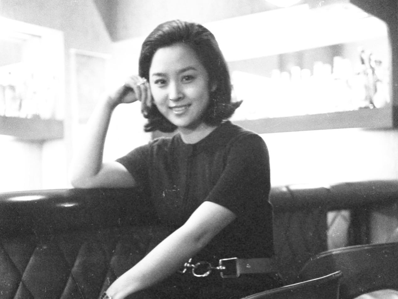 甄珍年輕時是紅遍中港台的大影星。圖/聯合報系資料照片