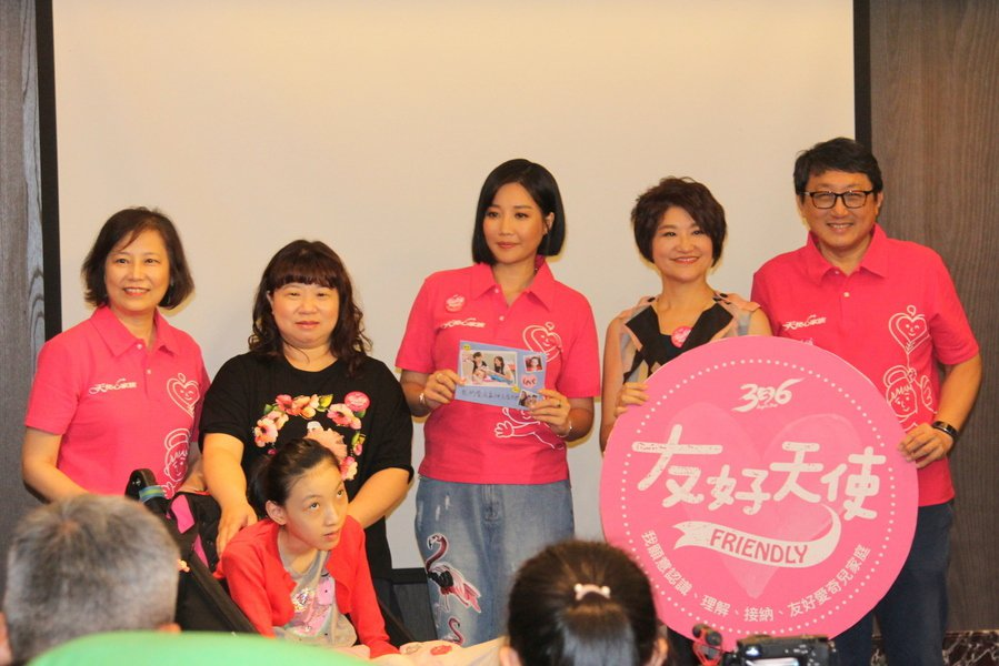 A-Lin將跟久違的粉絲歌聲再相聚,做公益關懷罕症「愛奇兒」。(photo by