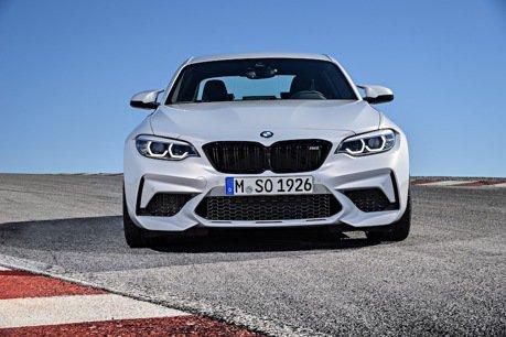 BMW M2據傳將打破規矩 導入油電動力