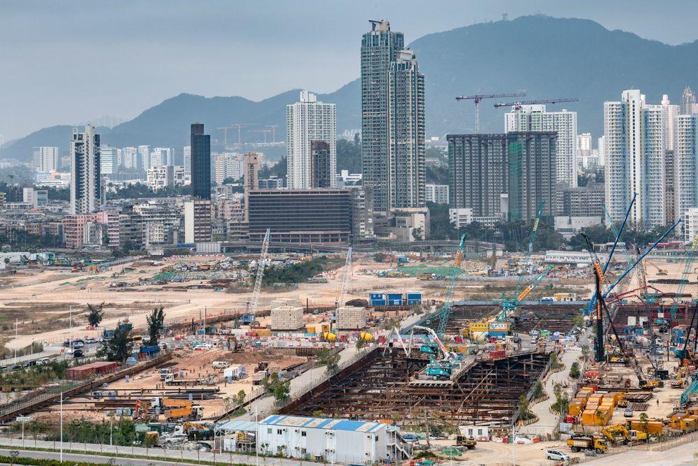 海航集團脫手香港啟德附近的土地。彭博資訊