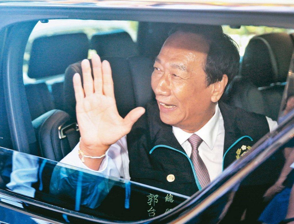鴻海集團創辦人郭台銘在台灣政壇的一舉一動,牽動鴻海集團在兩岸三地上市公司股價表現...