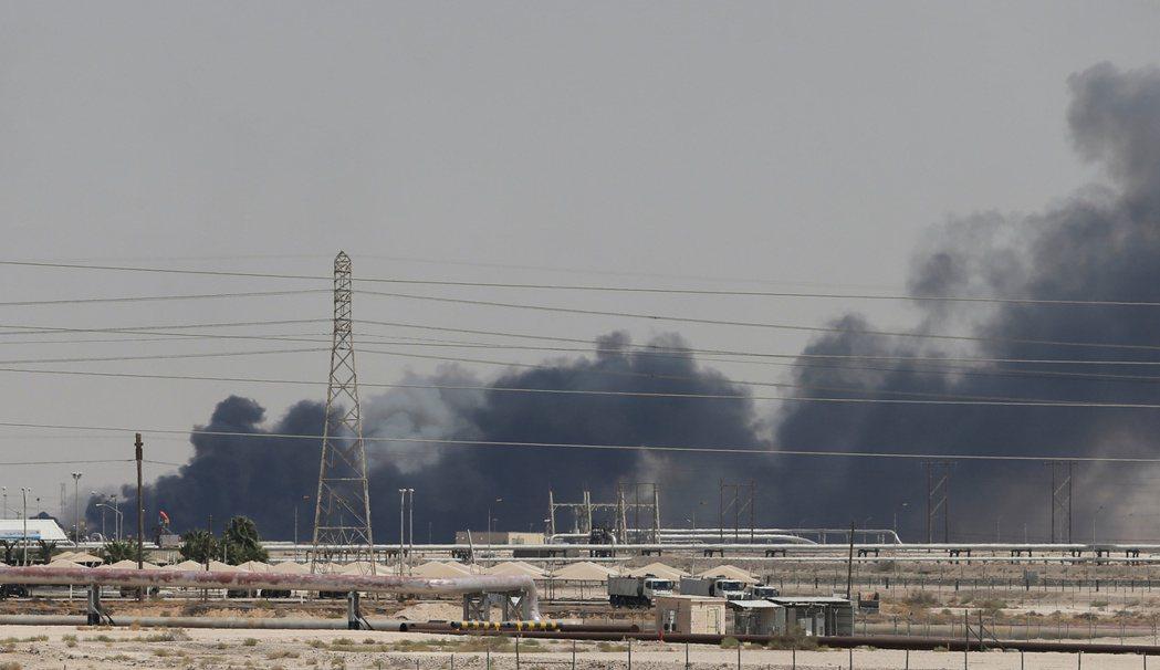 路透報導指出,沙烏地石油設施遇襲,不至於影響Fed決策。 路透