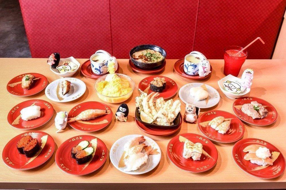 壽司郎終於到台南了!一次開2間 9月18日開放訂位