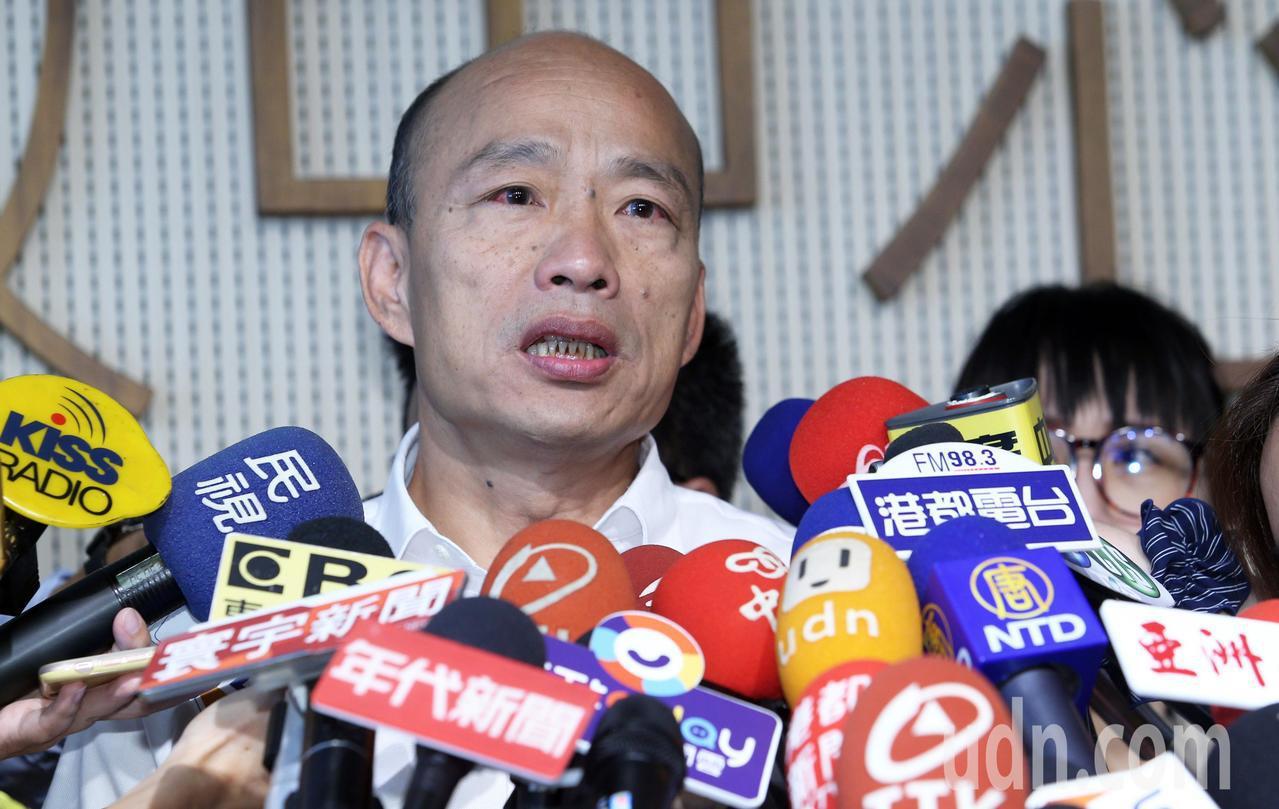 中國文化大學新聞系主任胡幼偉說,如果去年的「韓流票」都還是投給韓,韓就會勝選!記...
