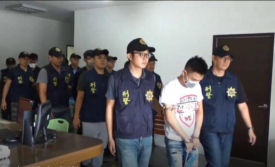 屏東警方掃蕩138個幫派分子經常出入處所,查獲2起暴力討債及起1件毒品暴力犯罪,...