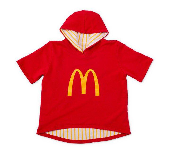薯於你帽T。圖/麥當勞提供