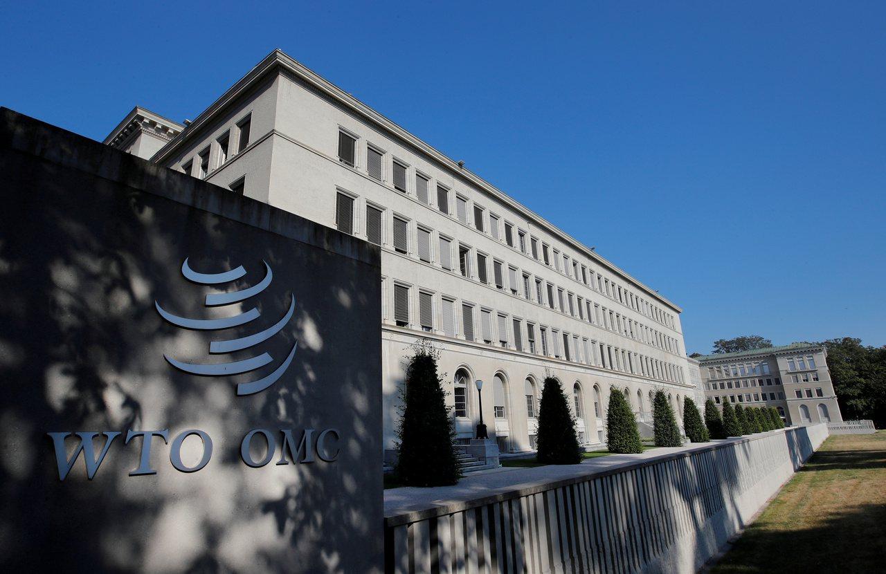 WTO在一項跟歐盟補貼空中巴士公司相關的爭議中,將允許美國向歐盟課徵關稅。圖為日...