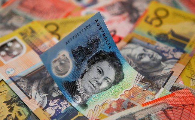 澳幣。路透