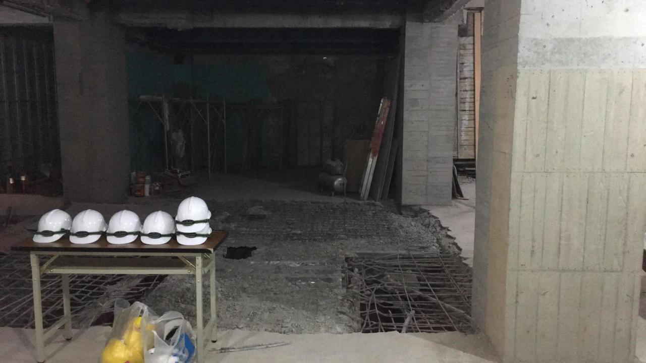 鼎泰豐信義二店目前正在整修中,一棟四層、共有320個席位,投資逾億元主要用於安全...
