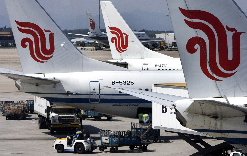 波音上修大陸客機需求預期。美聯社。