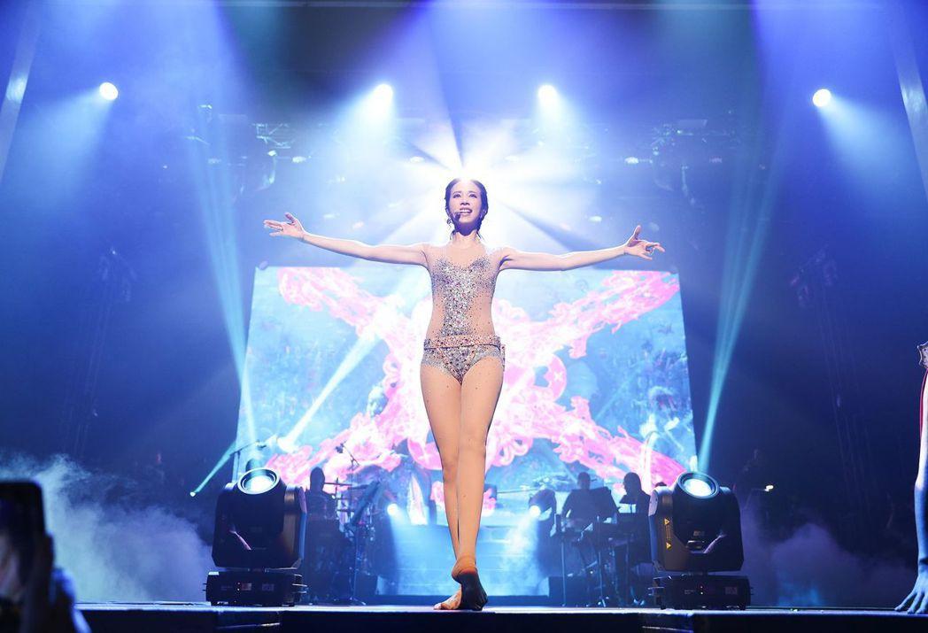 莫文蔚將於12月7、8日重返台北小巨蛋開唱。圖/莫家寶貝工作室提供