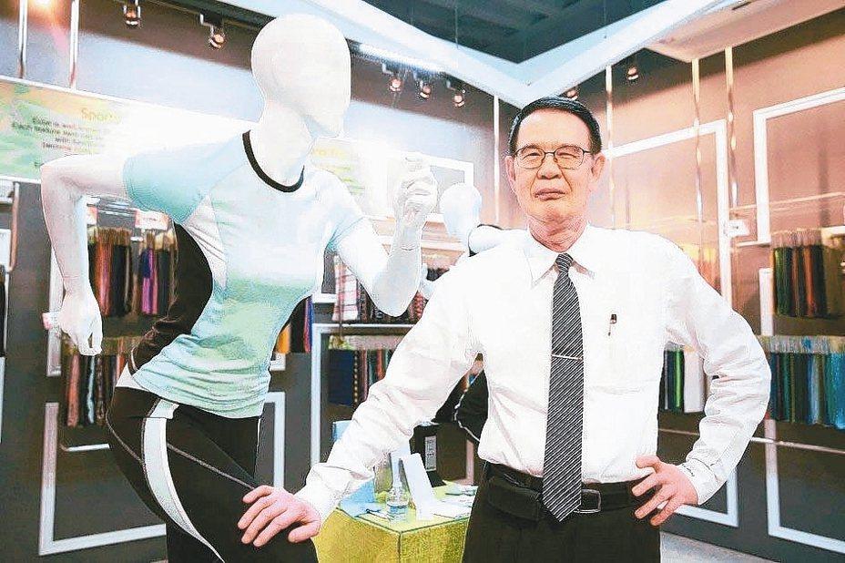 儒鴻董事長洪鎮海 (本報系資料庫)