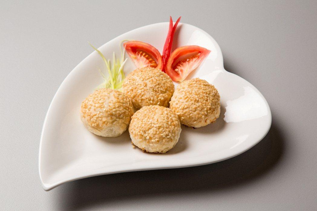 圓山飯店圓苑-蘿蔔絲餅。圓山飯店/提供