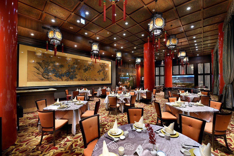 圓山飯店圓苑餐廳。圓山飯店/提供
