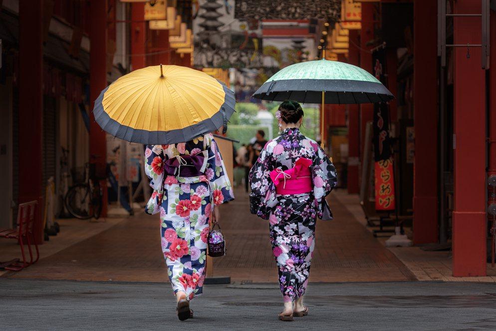 日本觀光情境示意圖。圖/Ingimage