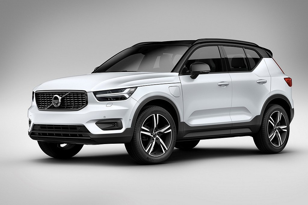 Volvo XC40 T5 Twin Engine配置容量10.7kWh鋰離子電...