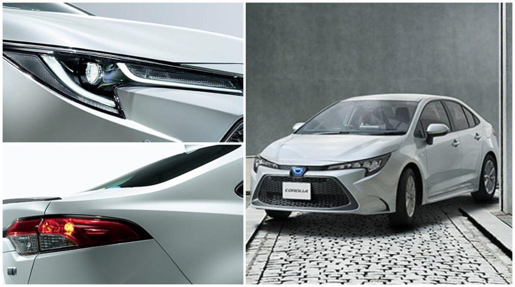 日規Toyota Corolla Sedan與Corolla Touring皆將...
