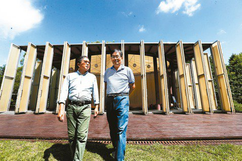 1999年2月廖嘉展在埔里成立新故鄉文教基金會,7個月後,九二一地震震垮了一切。...
