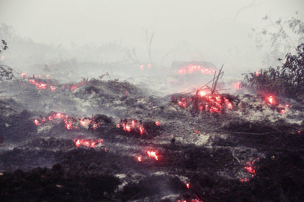由於火苗在泥炭,可以持續悶燒持續數個月,因此需要額外大量的水才能撲滅。另一方面,...