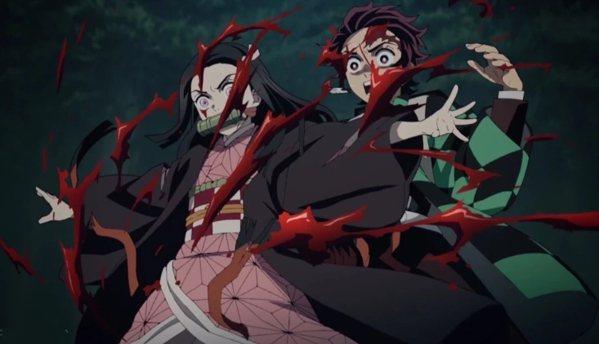 炭治郎與禰豆子有強烈的兄妹羈絆