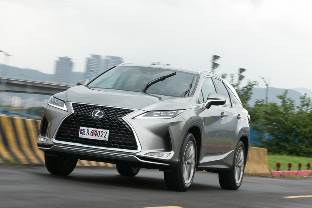 為追求高質感駕乘體驗,全新RX特別針對車身剛性進行強化。 記者陳立凱/攝影