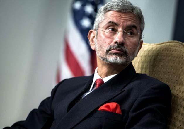 克什米爾議題成了印巴衝突的政治角力點,圖為印度外交部長蘇傑生。(Photo by...