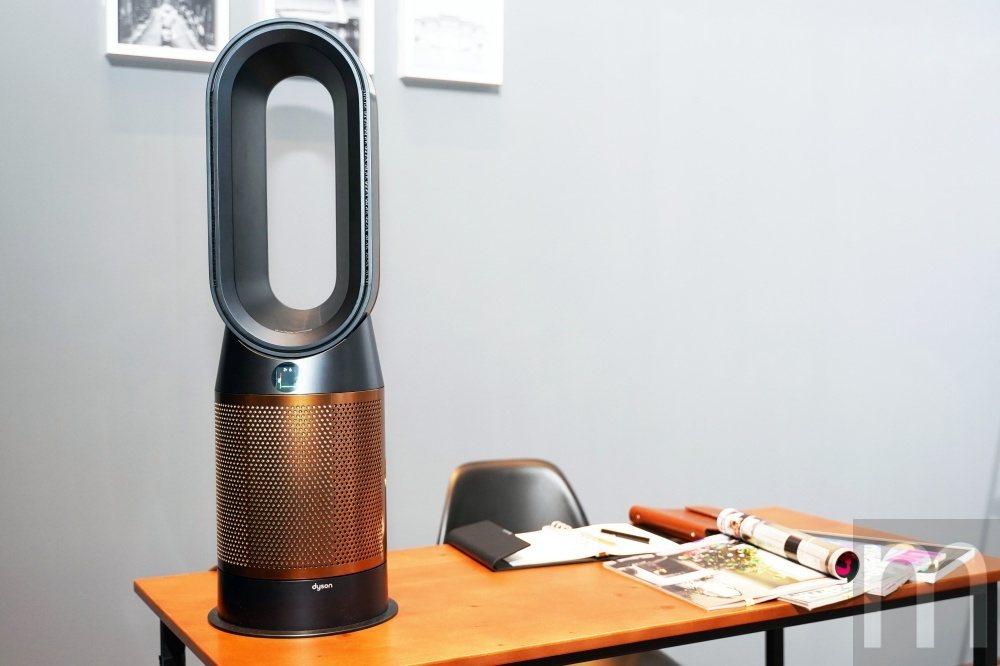 Pure Hot+Cool Cryptomic HP06三合一涼暖智慧空氣清淨機