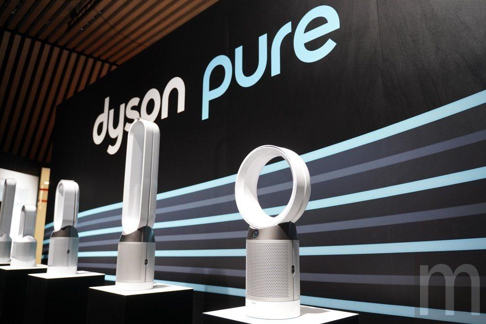 先前推出的Pure Cool系列空氣清淨機產品