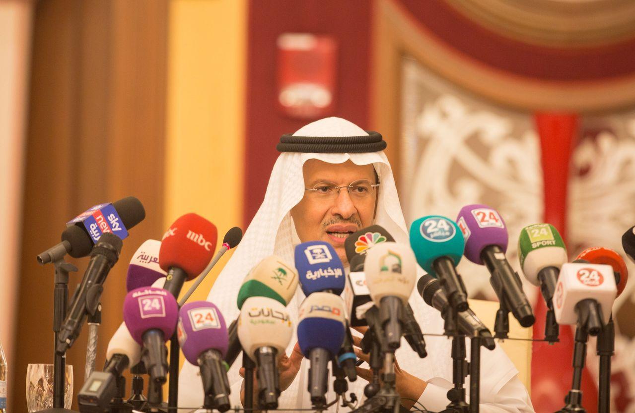 沙國能源部長阿布都阿濟茲強調,本月有能力履行對客戶的承諾。 歐新社