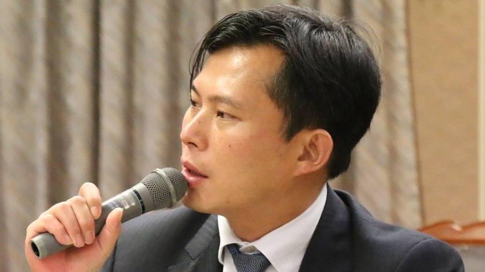 時代力量立委黃國昌。 圖/取自臉書