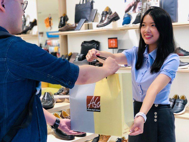 阿瘦皮鞋9月17日至10月23日優惠活動開跑,會員獨享多重優惠。圖/阿瘦皮鞋提供