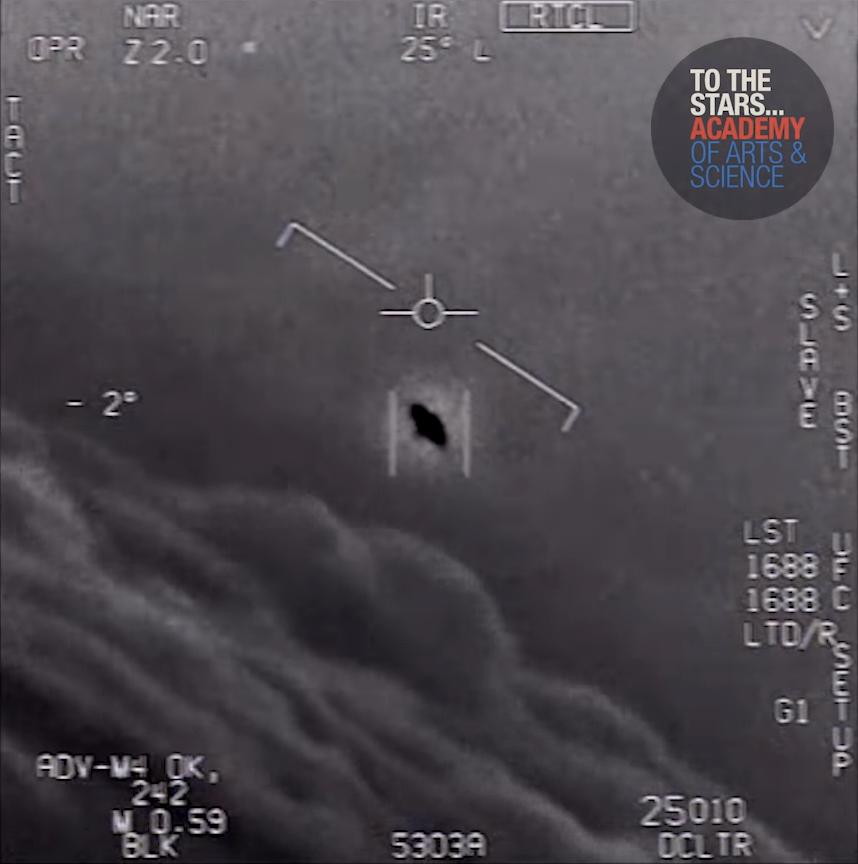 美國《紐約時報》與民間UFO研究組織曝光的幽浮影片,美國海軍11日首度證實是真的...
