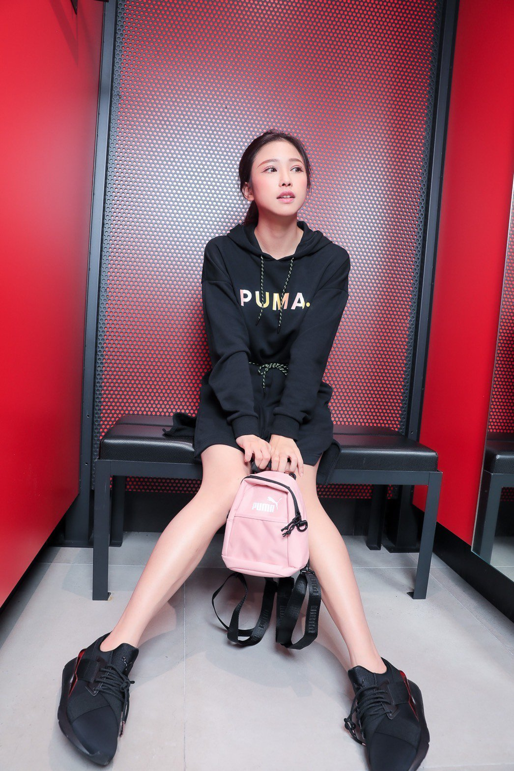 7-ELEVEN推出限量PUMA潮流後背包,集滿6點加699元可兌換一款,約市價...