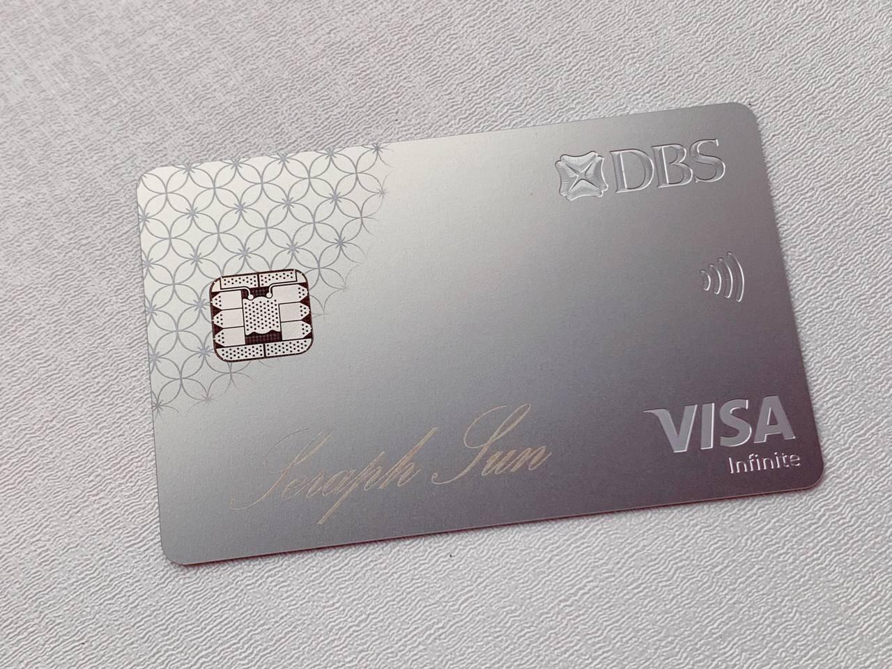 全台首張「感應式金屬信用卡」正式亮相。記者徐力剛/攝影