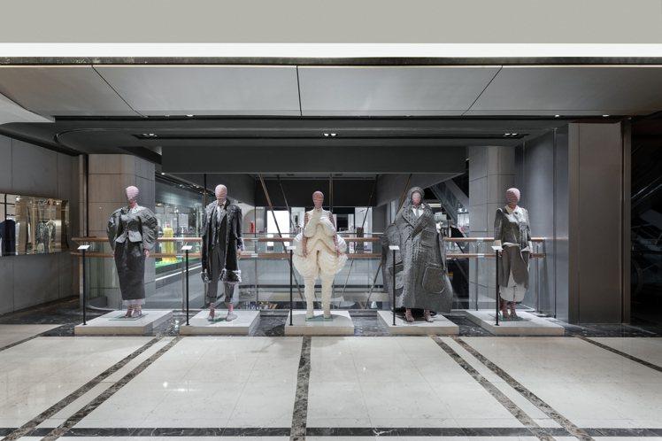 ART HAUS新光三越A4旗艦店開設THOM BROWNE期間限定店,即起到1...