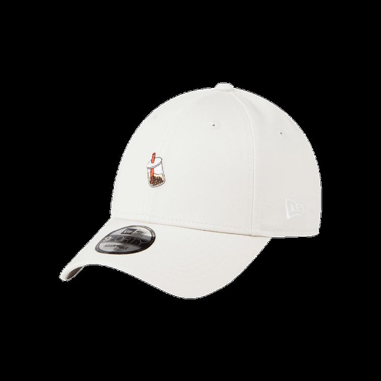 New Era 940珍珠奶茶潮帽,售價1,380元。圖/New Era提供