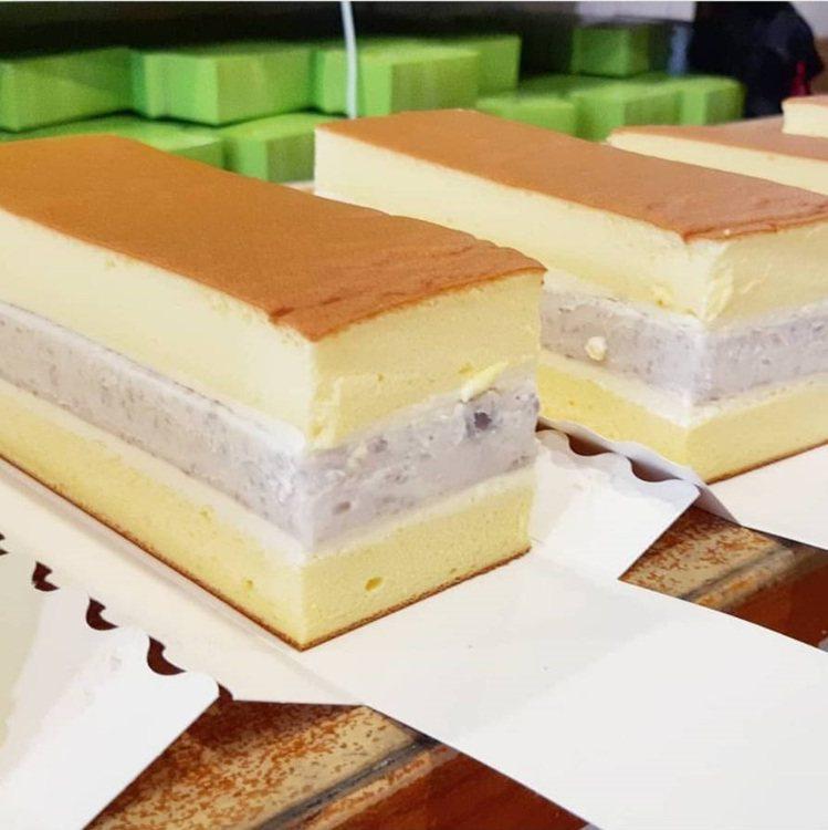 「米琪淋乳凍蛋糕」 招牌乳凍蛋糕網友們也很推。IG @girlingreenho...