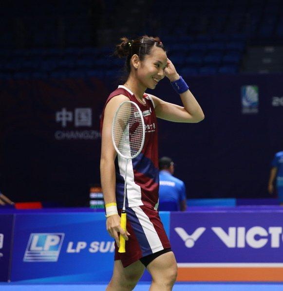 戴資穎直落2晉級大陸公開賽第二輪。圖/Badminton Photo提供