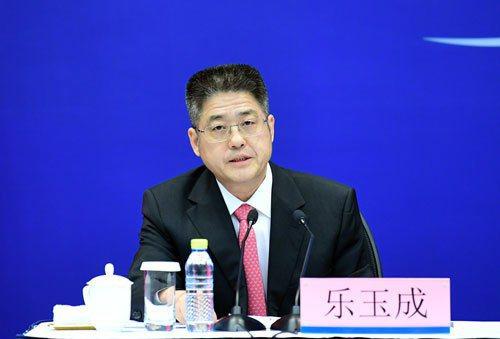 中國大陸外交部副部長樂玉成。圖/取自中國大陸外交部官網