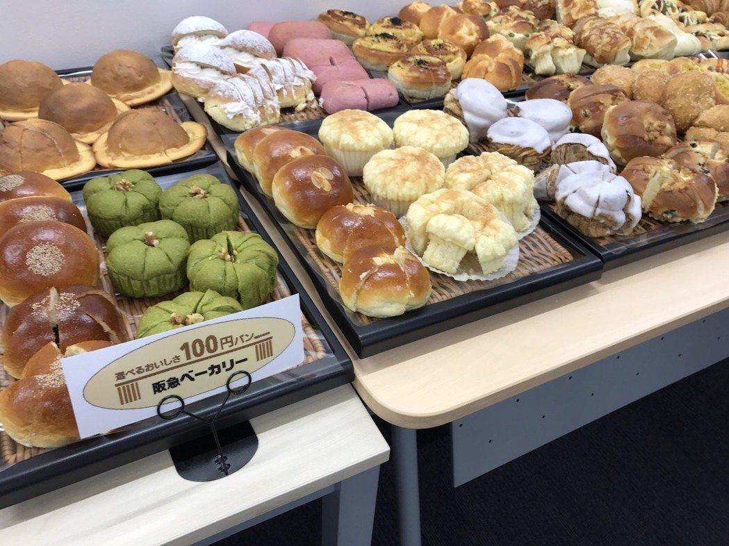 全聯與日本90年歷史的阪急麵包合作,希望能夠在台灣競爭激烈的現烤烘焙市場做出差異...